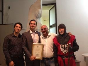 Premio letterario Muricello 2015 opera di pregio